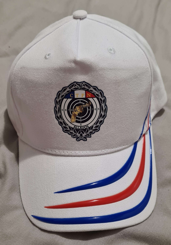 Nouvelle casquette blanche